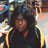 Aboriginal Artist Petrina Mills Pwerle