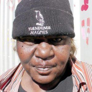Aboriginal Artist Rita Wheeler Napanangka