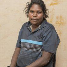 Aboriginal Artist Rosemary Turner Ngwarraye