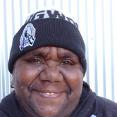 Aboriginal Artist Rosemary Bird Mpetyane