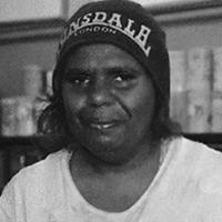 Aboriginal Artist Rosena Leo Napurrula