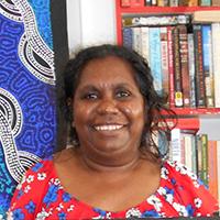 Aboriginal Artist Selina Numina Kamprina