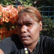Aboriginal Artist Shirley Adamson