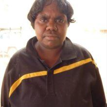 Aboriginal Artist Trephina Beasley