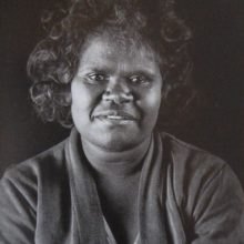 Aboriginal Artist Wilma Ross Ngala