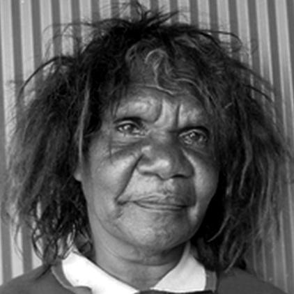 Aboriginal Artist Janie Morgan Petyarre