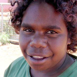 Aboriginal Artist Selina Fisher Napanangka