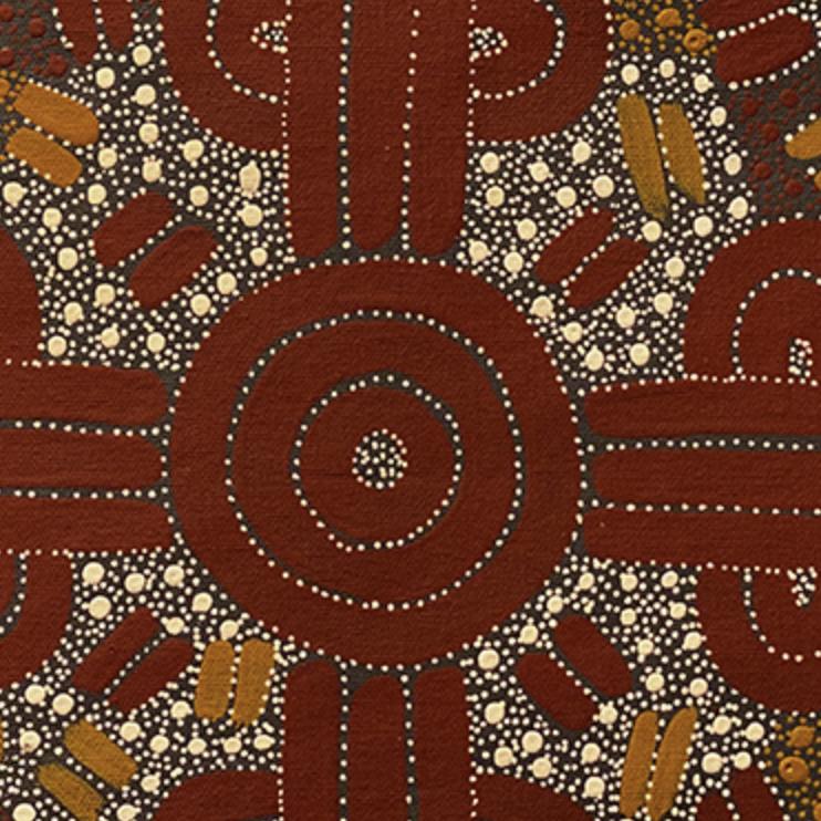 Aboriginal Artist Trinity Bird Mpetyane