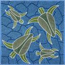 Greeen Sea Turtles - © Greg Weatherby