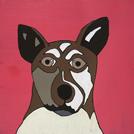 Dogs That Live Around Yuendumu - © Senita Granites Napangardi
