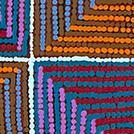 Desert Fringe-rush Seed Dreaming - © Gloria Gill Napangardi