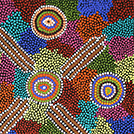 Women's Dreaming - © Julie Collins Napaljarri