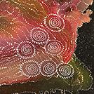 Seven Sisters Dreaming - © Athena Granites Nangala